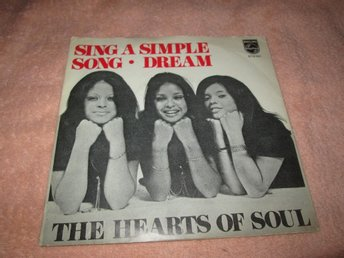 HEARTS OF SOUL  SING A SIMPLE SONG
