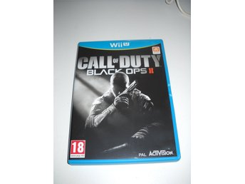 CALL OF DUTY BLACK OPS II Wii U Spel