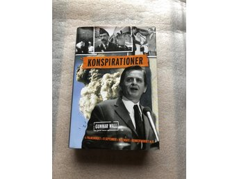 Konspirationer  av Gunnar Wall , ISBN 978-91-552-5959-4