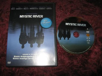 MYSTIC RIVER (SEAN PENN,TIM ROBBINS,KEVIN BACON,LAURENCE FISHBURNE) DVD