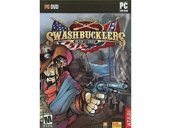 Swashbucklers Blue VS Grey PC DVD ROM