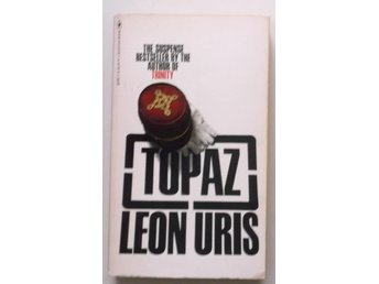 topaz leon uris engelsk text mycket bra bok pocket - Stockholm - topaz leon uris engelsk text mycket bra bok pocket - Stockholm