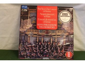 New years concert in vienna 2 Lp