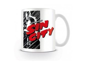 Sin City (comic) Mugg