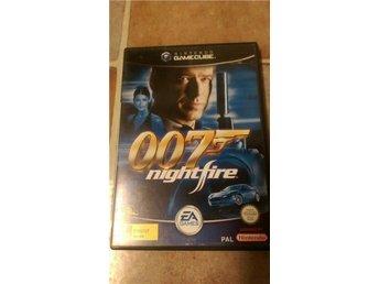 007: NightFire (GC/Gamecube) (Väldigt bra skick) - Sundsvall - 007: NightFire (GC/Gamecube) (Väldigt bra skick) - Sundsvall