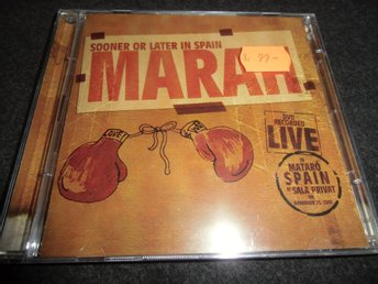 Marah - Sooner or later in Spain - CD+DVD - 2006- Ny