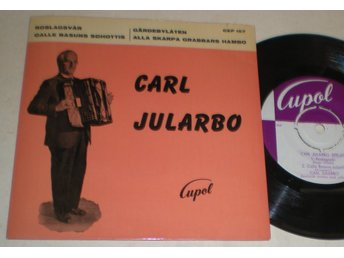 Carl Jularbo EP/PS Roslagsvår
