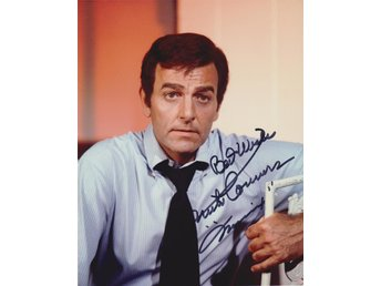 MIKE CONNORS ARMENIAN AMERICAN ACTOR *MANNIX* DETECTIVE AUTOGRAF FOTO - Västra Frölunda - MIKE CONNORS ARMENIAN AMERICAN ACTOR *MANNIX* DETECTIVE AUTOGRAF FOTO - Västra Frölunda