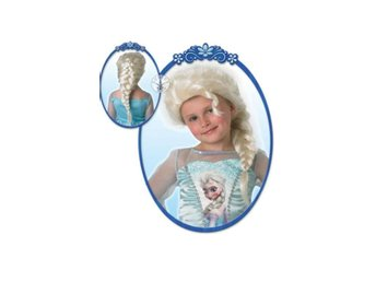 ELSA Frozen peruk Disney FROST SNOW QUEEN