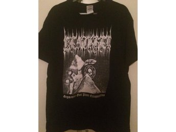 T-shirt,Deathkey,black metal,Large!!!