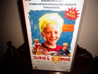 $$$ VHS SUNES SOMMAR VHS $$$ - Ronneby - $$$ VHS SUNES SOMMAR VHS $$$ - Ronneby