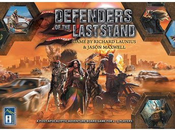 Defenders of the Last Stand - Brädspel