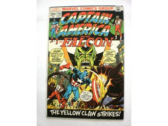 US Marvel - Captain America vol 1 # 165 in 9.0