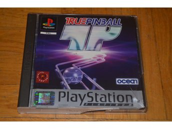 True Pinball - Playstation PS1