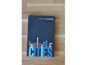 Invisible Cities av Italo Calvino