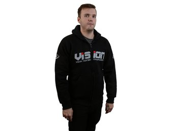 Huvtröja / Hoodie , Vision Fighting Championship,  Large