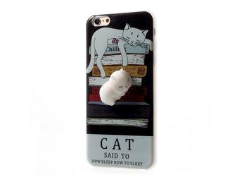 Squishy Hund iPhone 6 6s 3D Silikon Pok.. (301113160) ᐈ CASE4YOU på ... adee0e20a4c77