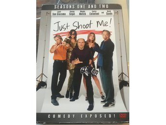 Just shoot me - Season 1&2 - DVD - Region 1 (USA)