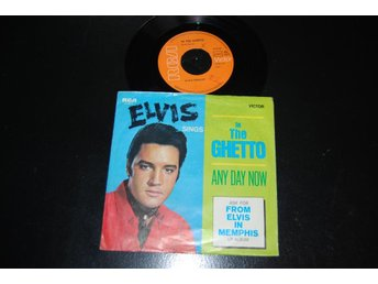 "ELVIS PRESLEY ""IN THE GHETTO"" 47-9741"