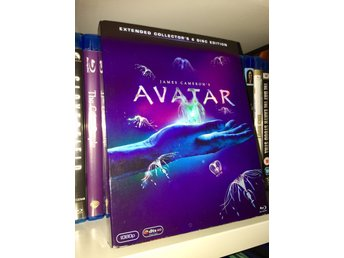 Avatar Collector's Edition 6-Disc inkl Slipcase | Blu-ray | Sv text | Utgången