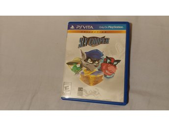 Sly Cooper Collection (Trilogy) - Playstation Vita (PS Vita)