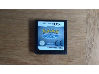Nintendo DS: Pokemon Soul Silver Version (endast kassett)