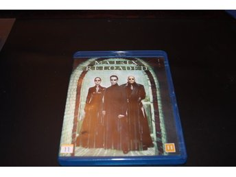 Blu-ray: Matrix Reloaded
