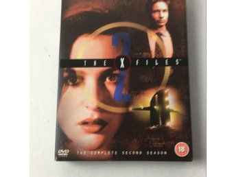 DVD-Film, The X-files säsong 2