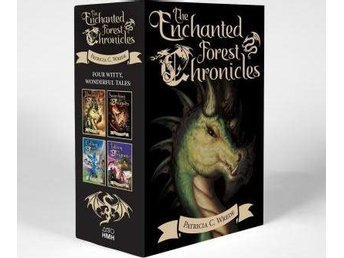 The Enchanted Forest Chronicles Set (bok)
