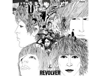 Beatles: Revolver (2009/Rem) (Vinyl LP)