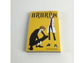 Bok, The Devil Ororon 4, Hakase Mizuki, Pocket, ISBN: 9788763930802, 2006