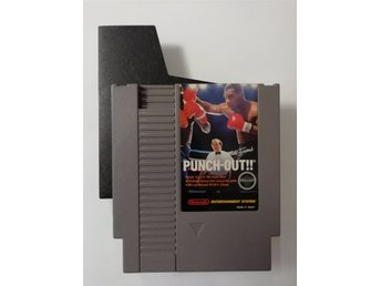 Mike Tyson's Punch-Out!! NES Nintendo NTSC