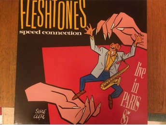 FLESHTONES. Speed Connection (I.R.S) (1985) LP