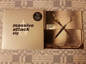 Massive Attack - Sly CDM Part 1