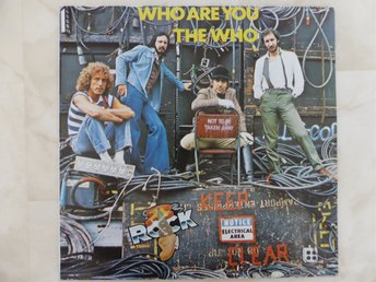 MEXICO-press 1978 - The WHO - WHO ARE YOU