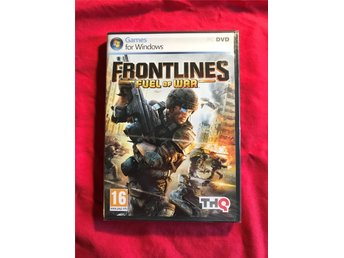 FRONTLINES FUEL OF WAR PC INPLASTAD NY