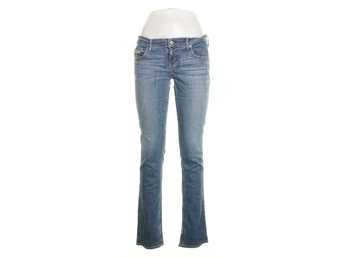 Hollister, Jeans, Strl: 28/32, 7R - So Cal Stretch, Blå