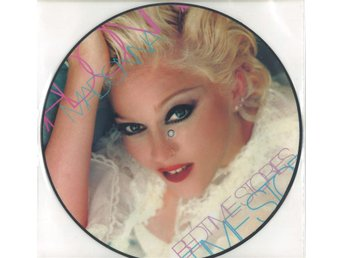Bild LP Madonna - Bedtime Stories