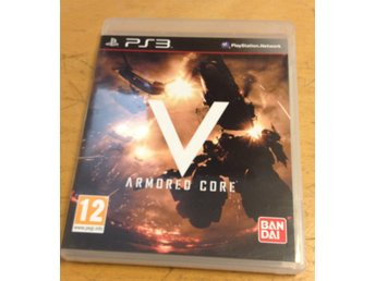 Armored Core V 5 PS3 Playstation 3