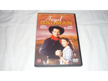 The Angel and the bad man - John Wayne - Gail Russel - Svensk text