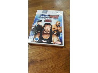 SMACKDOWN VS RAW 2008 BEG WII