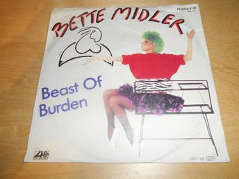 "Vinyl 7"" -  Bette Middler - 19kr"