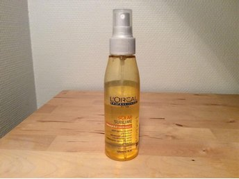 Loreal professional Hair UV-protect. Advanced protection conditioning spray