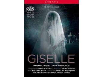 Adam: Giselle (Orchestra Of Royal Opera House) (DVD) - Nossebro - Adam: Giselle (Orchestra Of Royal Opera House) (DVD) - Nossebro