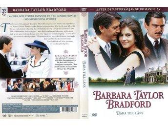 Bara Till Låns – 1989 – Elizabeth Hurley – Författare: Barbara Taylor Bradford - Malmö - Bara Till Låns – 1989 – Elizabeth Hurley – Författare: Barbara Taylor Bradford - Malmö