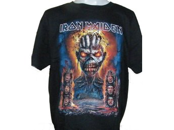 T-SHIRT: IRON MAIDEN  (Size XXL)