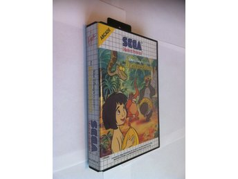 Master System: Jungle Book/Djungelboken