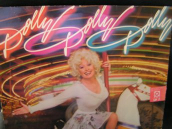 Dolly Parton LP 1980.