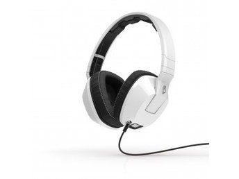 SKULLCANDY Hörlur Crusher Vit Over-Ear Mic