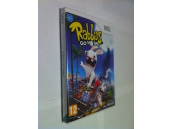 Wii: Rabbids Go Home